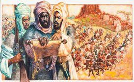 islam in kanem bornu empire